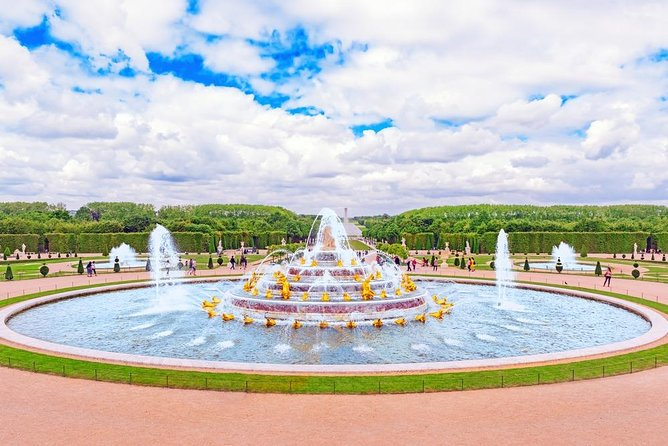 Versailles Palace and Park Private Guided Day Tour from Paris