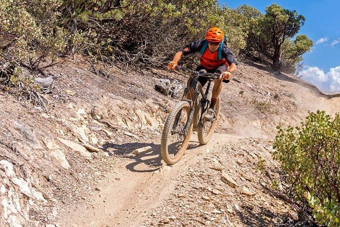 Pima Canyon Trailhead Tour