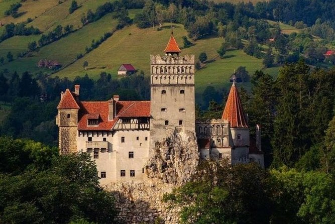Dracula's Castle, Follow the legend in Transylvania, private tour from Bucharest