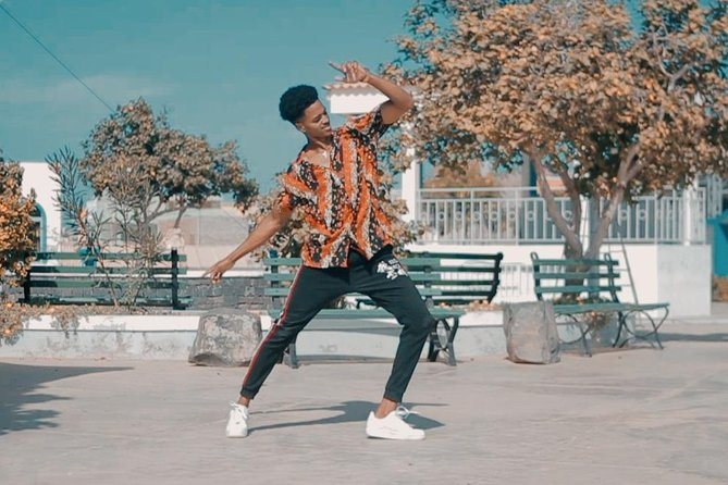 Afrodance Lessons