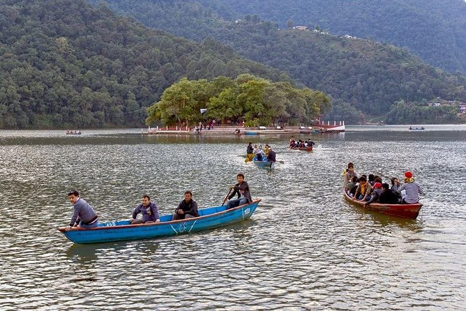 Full-Day Pokhara Private Couples Romantic Getaway with Dinner