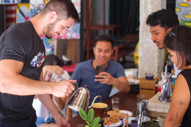 Unique 2.5-Hours Coffee Making Class in Phuket