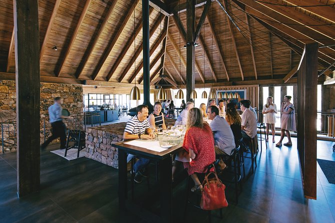 Vasse Felix Museum Tour, Wine Tasting and 3-Course Lunch