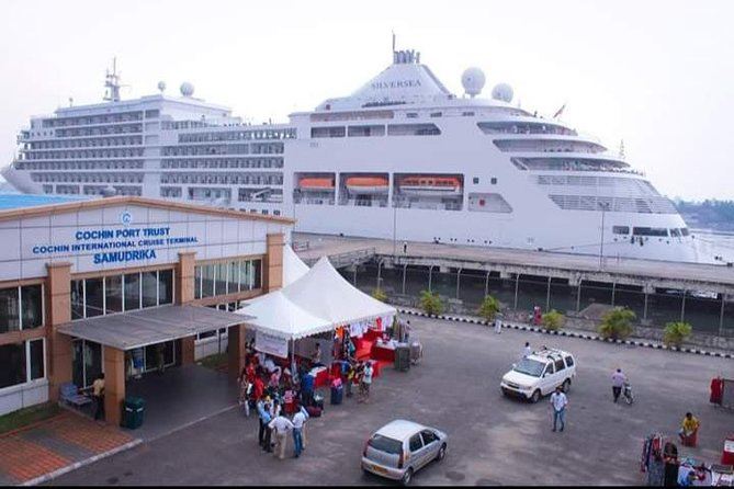 Half-Day Private Tour in Kochi for Cruise Ships