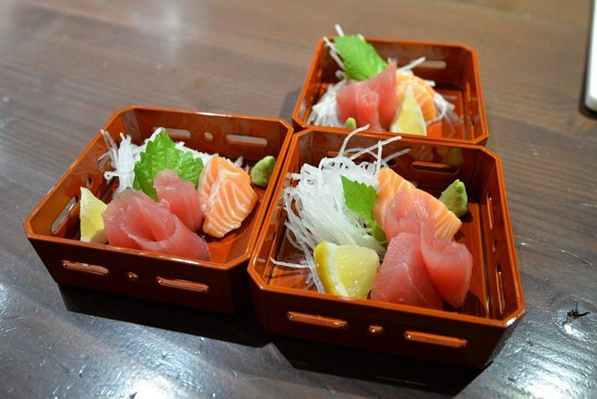 Tokyo Sashimi Class