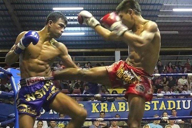 Ao Nang Krabi Thai Boxing Stadium Admission Ticket with Return Transfer