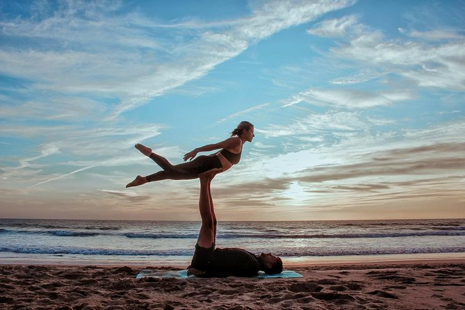 A different type of Beach Yoga Retreat (4 & 5 days)