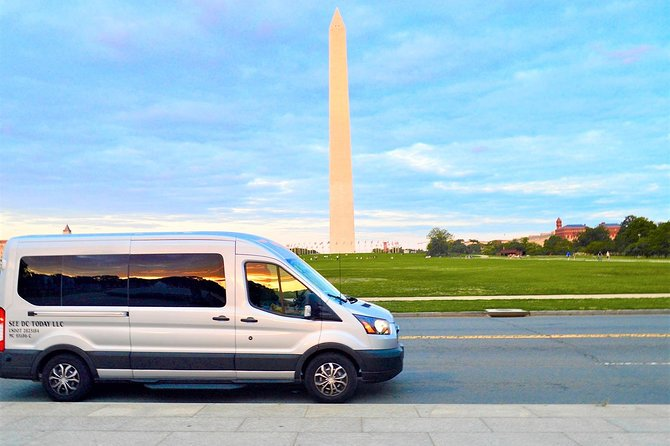 Washington DC City Day Tour with Stops at 10 Top Attractions