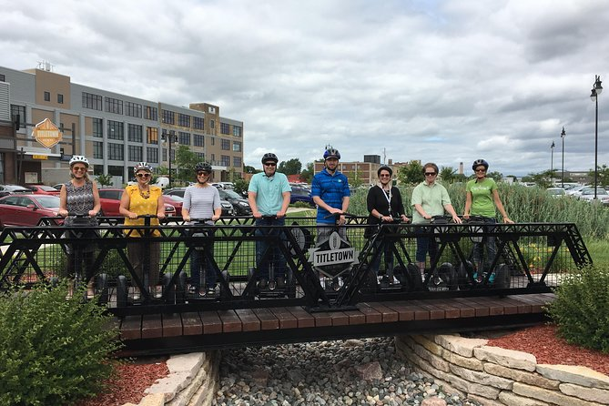 Private Green Bay Segway Tour