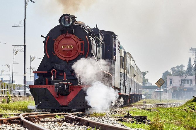 North Borneo Steam Train Ride with Return Transfer & Tiffin Lunch Onboard