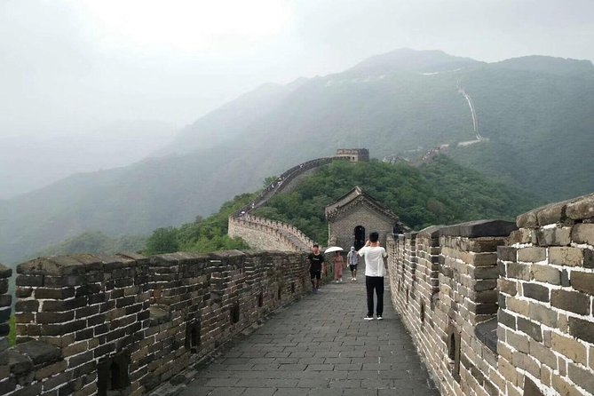 1-Day Mutianyu Great Wall and Beijing Airport Drop off Tour