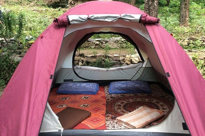 Yoga & Meditation Camping in the Jungle near Rishikesh