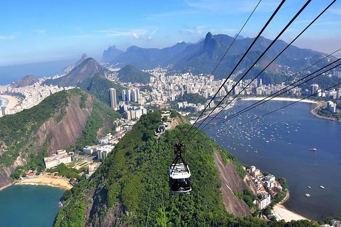 City Tour Full Day in Rio: Christ the Redeemer and Sugar Loaf