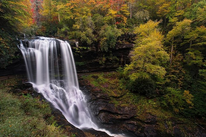 Private Western North Carolina Highlands and Waterfall Tour
