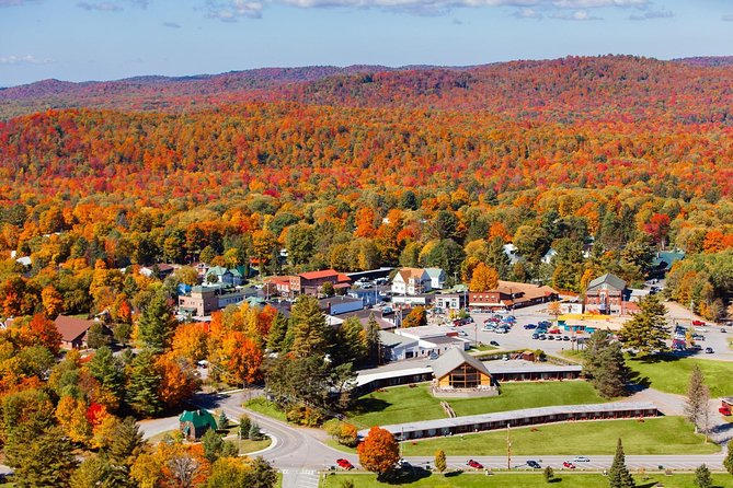 Adirondacks and Lake Placid Autumn Foliage Private VIP Boutique Day Trip