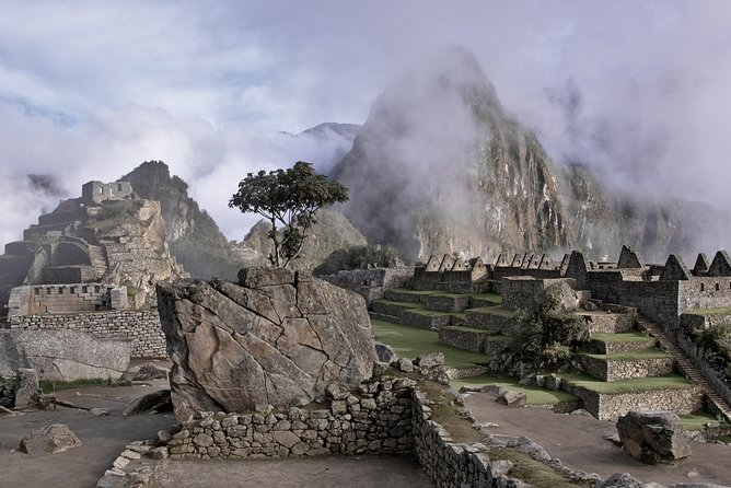Machu Picchu, all day visit