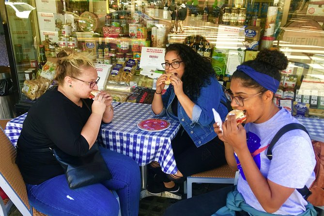 Delicious Fun Food and History Tour of North Beach and Beyond!