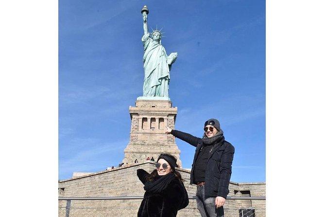 New York All in 1: Statue of Liberty, Ellis Island, Wall Street & 9/11 Memorial