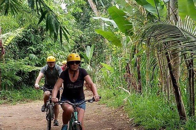 Bali Month batur Cycling