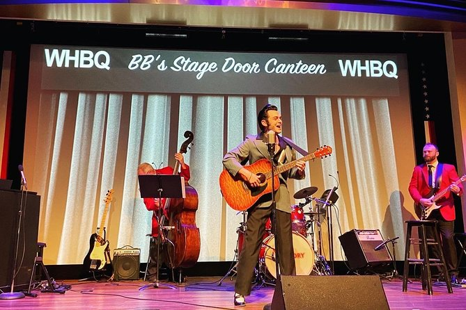 Skip the Line: BB's Stage Door Canteen: Matinee Performance w/ Lunch