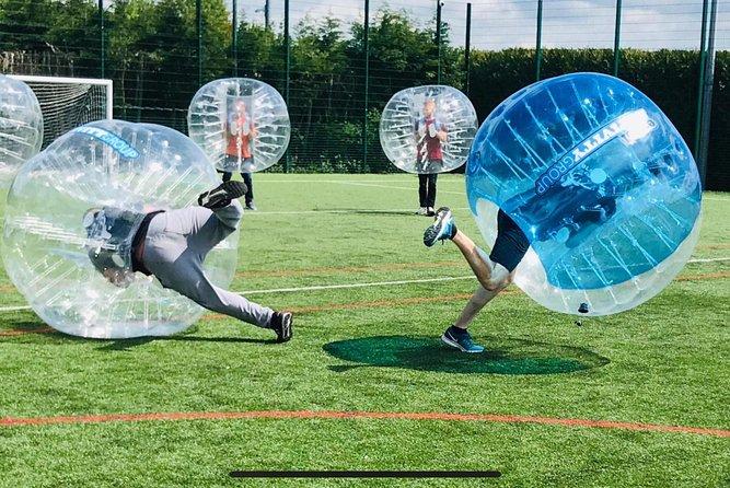 Zorbing Football / Bubble Football - London