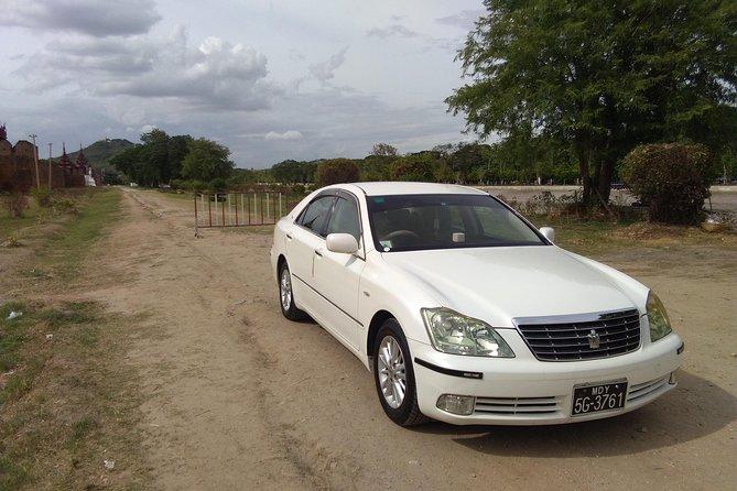 Bagan Land Transfer form Mandalay