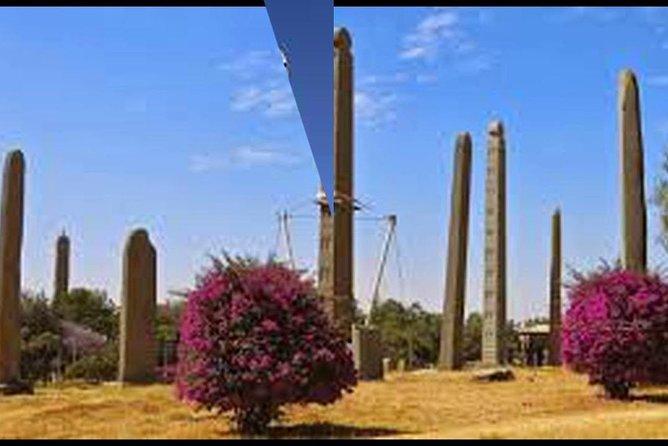 Full Day trip to Axum