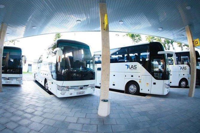 Tashkent - Samarkand Intercity Bus