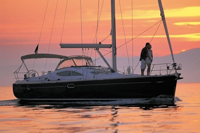 Key West Private Romantic Sunset Sail for Couples