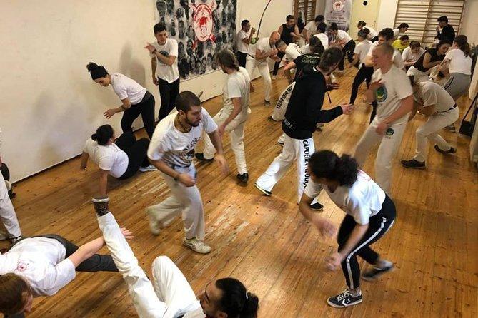 Capoeira Workshop in Rome