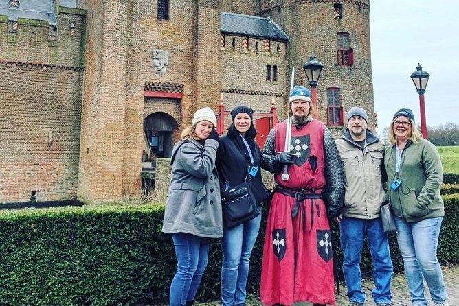 Amsterdam Castle - Corona-proof Public Tour (max 4p) incl. pick-up Amsterdam