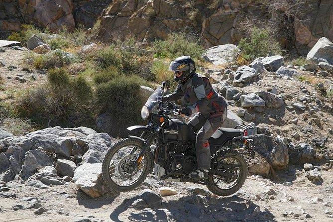 Dual Sport Motorcycle Rental in Greater Palm Springs Area