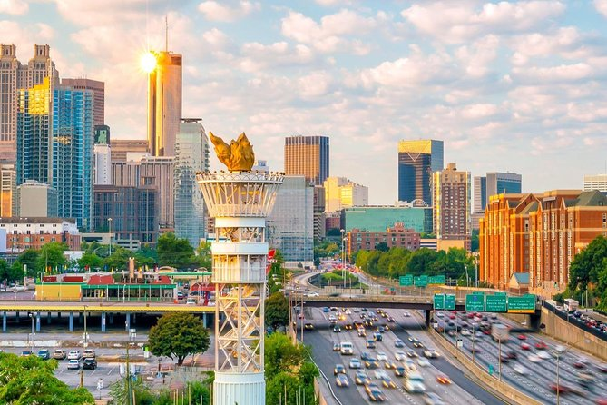 Arrival Private Transfer: Atlanta Airport ATL to Atlanta in Luxury Van