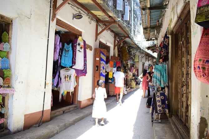 Zanzibar Stone Town Walking Tour