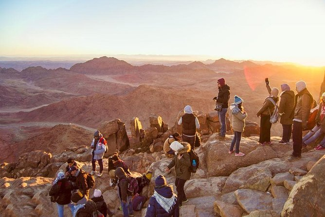 From Hurghada: St Catherine Monastery & Moses Mountain Hike