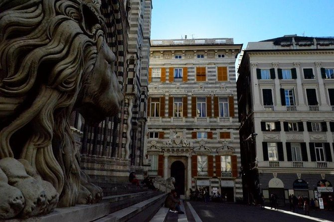 Your first time in Genoa - private tour