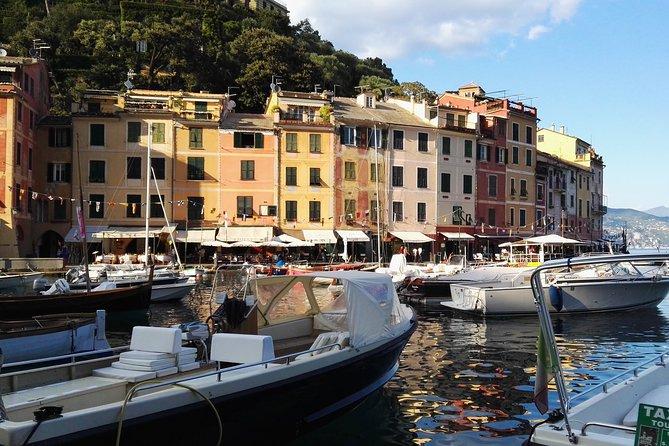 Santa Margherita, Portofino and San Fruttuoso walk and boat - private tour