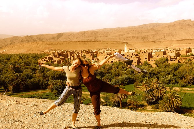Private Day Trip to Dades and Todra Valley including lunch