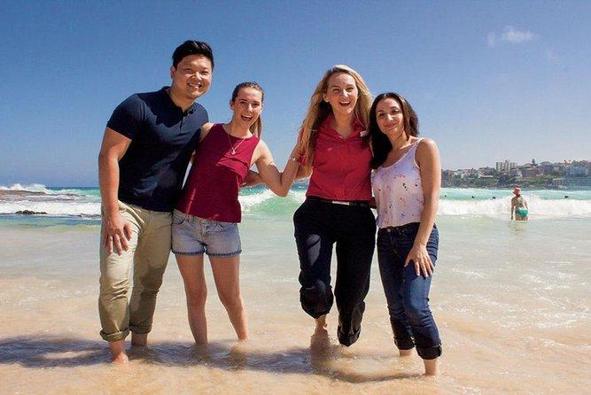 3.5 Hours Explore Bondi Beach and Sydney Sightseeing Tour