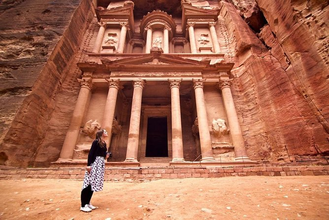 Amazing Petra Tour from Sharm el sheikh by Cruise