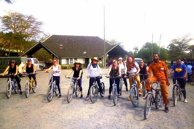 Hell's Gate National Park Bike Tour From Nairobi
