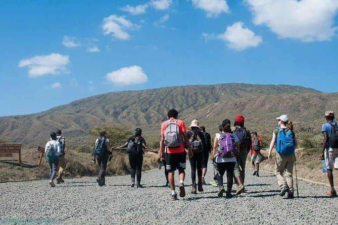 1-Day Mount Longonot Hiking Adventure From Nairobi