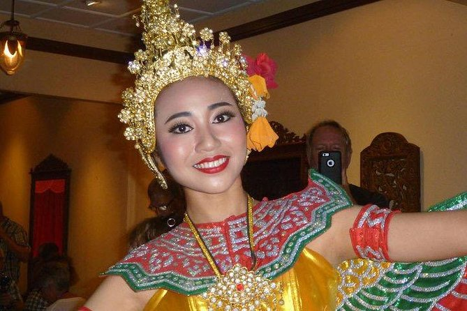 Silom Village Authentic Thai Dinner and Performance Ticket
