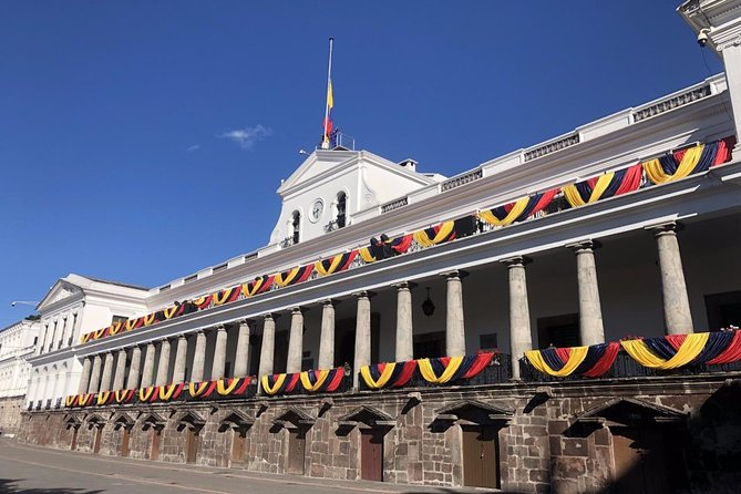 Quito Downtown - Historical Center Full Day Private Tour
