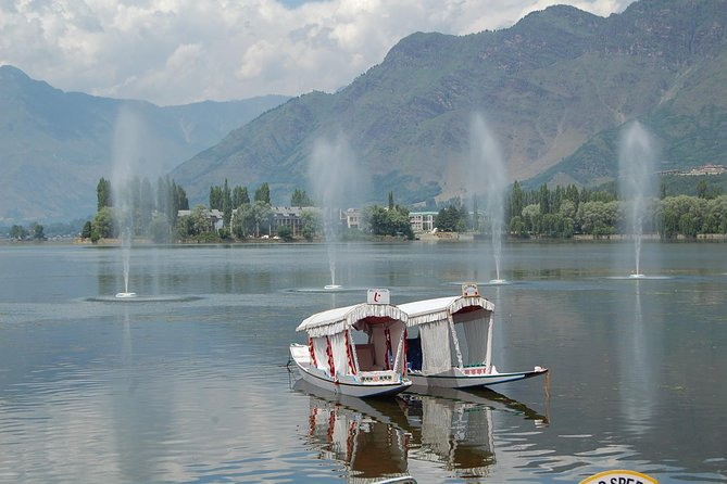 2-Day Kashmir Private Tour from Srinagar with Dinner