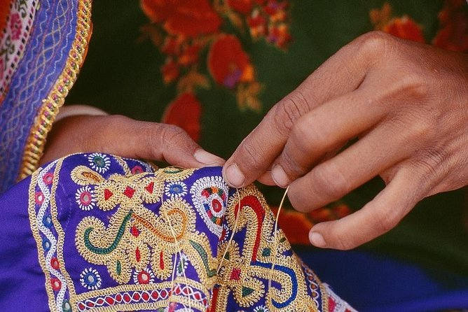Private Textile Tour in South Delhi