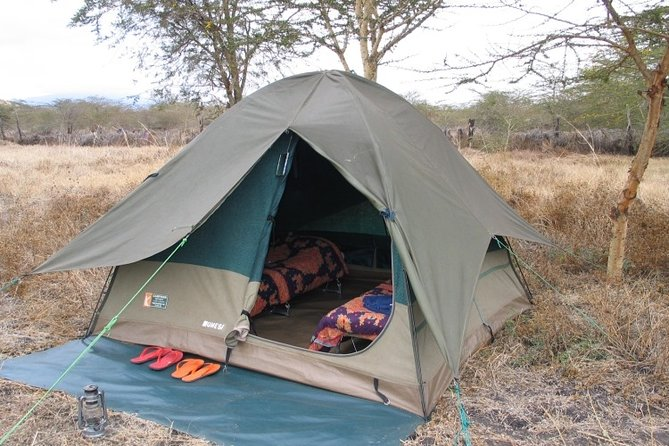 5 days Tanzania Camping Safari Tour