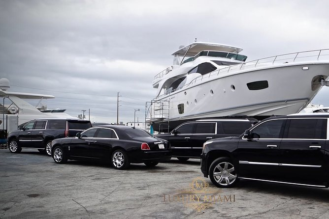 Transport (Vehicles or Yachts)