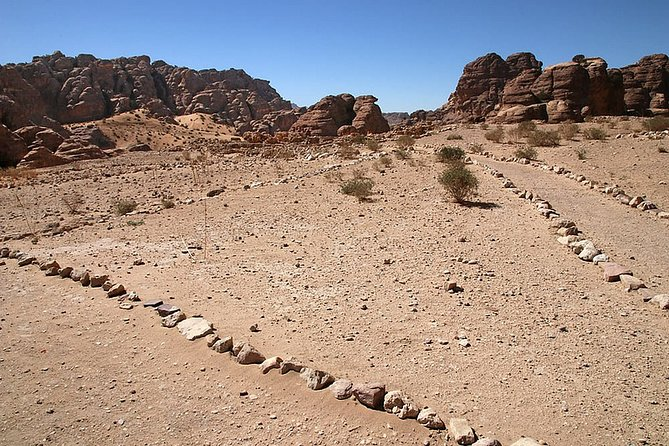 Jordan Horizons Tours : Petra Guided Trails ( Beidha Neolithic Village Trail )