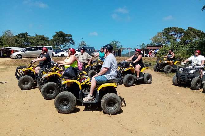 ATV Roatán tours
